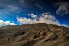 Parque nacional de Bromo Fotografia de Stock Royalty Free