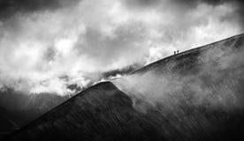 Parque nacional de Bromo Tengger Semeru Fotos de Stock