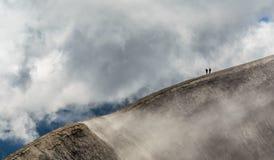 Parque nacional de Bromo Tengger Semeru Imagens de Stock Royalty Free