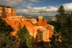 Parque nacional de Bryce Imagens de Stock