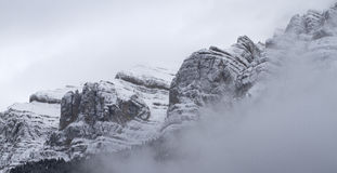 Parque nacional de cadí - Moixero fotos de archivo libres de regalías