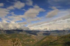 Parque nacional de cadí - Moixero foto de archivo libre de regalías