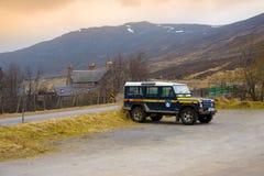 Parque nacional de Cairngorms Aberdeenshire, Escocia, Reino Unido fotos de archivo libres de regalías