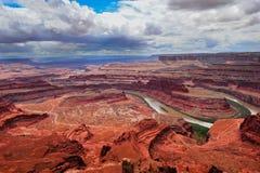 Parque nacional de Canyonlands Foto de Stock Royalty Free