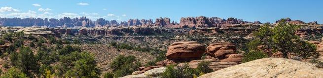 Parque nacional de Canyonlands fotos de stock
