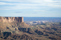 Parque nacional de Canyonlands Fotos de archivo libres de regalías