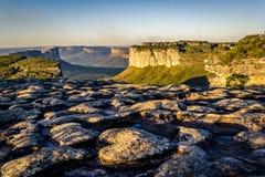 Parque nacional de Chapada Diamantina, Baía, Brasil foto de stock royalty free
