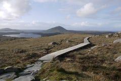 Parque nacional de Connemara Imagens de Stock