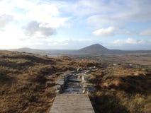 Parque nacional de Connemara foto de stock royalty free