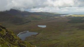 Parque nacional de Connemara - Irlanda Imagenes de archivo