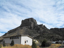 Parque nacional de curvatura grande, TX Fotos de Stock