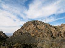 Parque nacional de curvatura grande, TX Fotos de Stock Royalty Free