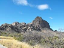 Parque nacional de curvatura grande, TX Fotografia de Stock