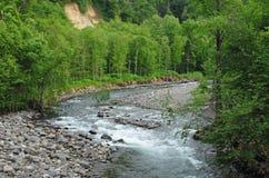 Parque nacional de Daisetsuzan, Hokkaido Japão Imagens de Stock Royalty Free