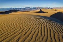 Parque nacional de Death Valley Fotos de archivo libres de regalías