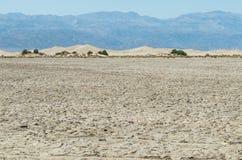 Parque nacional de Death Valley Fotografía de archivo