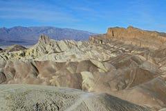 Parque nacional de Death Valley Foto de archivo libre de regalías