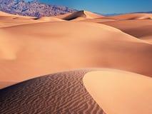 Parque nacional de Death Valley Imagen de archivo libre de regalías