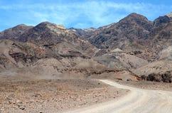 Parque nacional de Death Valley, Califórnia Imagens de Stock Royalty Free