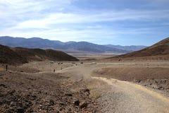 Parque nacional de Death Valley, California, los E Fotografía de archivo libre de regalías