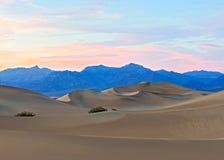 Parque nacional de Death Valley, California los E.E.U.U. Imagen de archivo libre de regalías