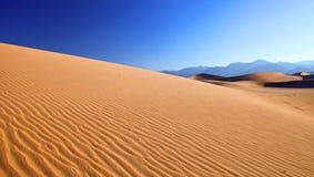 Parque nacional de Death Valley, California los E.E.U.U. Fotos de archivo libres de regalías