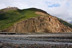 Parque nacional de Denali imagens de stock