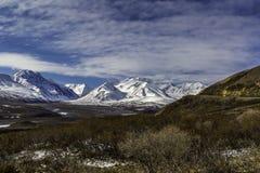 Parque nacional de Denali foto de archivo