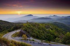 Parque nacional de Doi Inthanon Foto de archivo libre de regalías