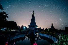 Parque nacional de Doi Inthanon Imagens de Stock Royalty Free