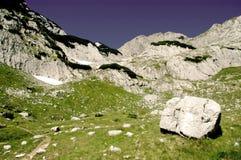 Parque nacional de Durmitor, Montenegro Foto de archivo