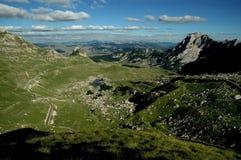 Parque nacional de Durmitor, Montenegro foto de stock