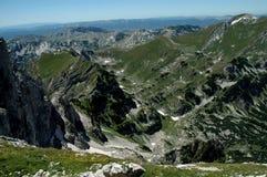 Parque nacional de Durmitor, Montenegro Foto de archivo libre de regalías