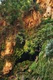 Parque nacional de Ein Gedi Israel Imagenes de archivo