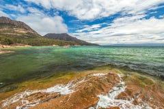 Parque nacional de Freycinet Imagen de archivo libre de regalías