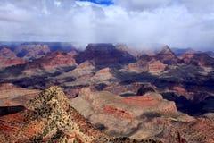 Parque nacional de garganta grande Foto de Stock Royalty Free