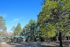 Parque nacional de garganta grande (borda norte), EUA Fotografia de Stock