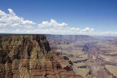 Parque nacional de garganta grande nos EUA Fotos de Stock