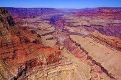 Parque nacional de garganta grande, o Arizona, EUA Imagens de Stock Royalty Free