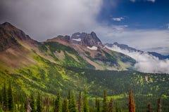 Parque nacional de geleira Imagens de Stock