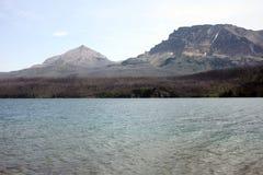 Parque nacional de geleira em Montana, EUA fotos de stock royalty free