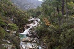 Parque nacional de Geres Fotos de Stock Royalty Free