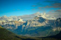 Parque nacional de glaciar, Montana, los E Fotografía de archivo libre de regalías