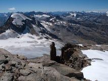 Parque nacional de Gran Paradiso Fotos de Stock
