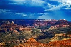 Parque nacional 1 de Grand Canyon imagen de archivo libre de regalías