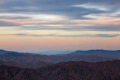 Parque nacional de Great Smoky Mountains fotografia de stock