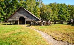 Parque nacional de Great Smoky Mountains imagen de archivo libre de regalías