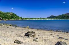 Parque nacional de Hillsborough do cabo em Queensland, Austrália Foto de Stock