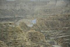 Parque nacional de Hingol - Paquistão imagem de stock