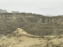 Parque nacional de Hingol - Paquistão Imagens de Stock